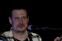 Náměsíčný pierot - Hudební klub Lucie 14.10.2017 (foto: Ilona Danešová)